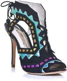 Sophia Webster Riko Opentoe Sandals - Lyst