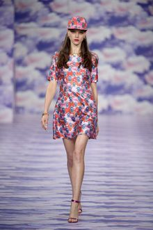 House Of Holland Spring 2014 Runway Look 15 - Lyst