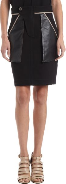 VPL Distend Skirt - Lyst
