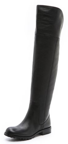 Marc By Marc Jacobs Over The Knee Boots - Lyst