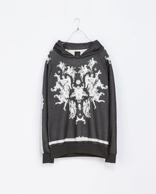 Zara Sculptures Sweatshirt - Lyst