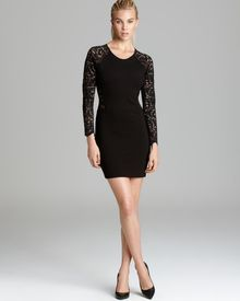 Parker Dress Vita Lace Back - Lyst