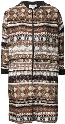 Tucker Golden Wooden Beams Jacket - Lyst