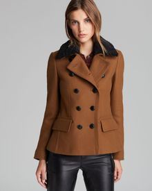 Burberry Brit Warneton Coat - Lyst