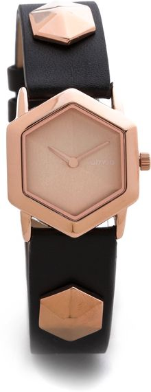 Rumbatime Tribeca Lights Out Watch - Lyst
