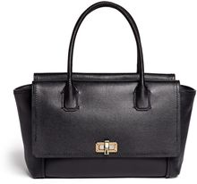 Lanvin Happy Leather Shoulder Bag - Lyst
