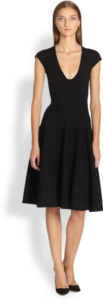 Donna Karan New York Wool Cashmere Knit Dress - Lyst