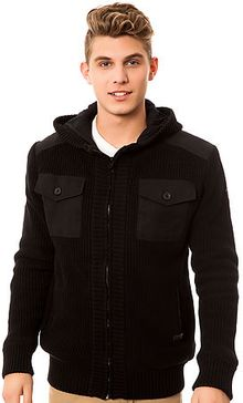 Nixon The Captain Knit Jacket - Lyst