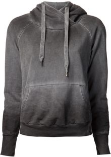 Nsf Clothing Drawstring Hood Sweatshirt - Lyst