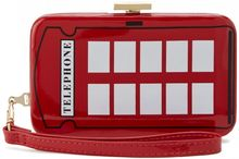 Lulu Guinness Red Phone Box Iphone Case Red Phone Box Iphone Case - Lyst