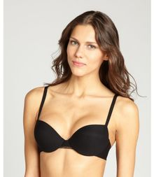 Cosabella Black Nina Push Up Bra - Lyst