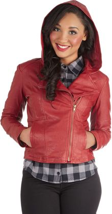 Jack By Bb Dakota Hit The Bricks Jacket in Red - Lyst