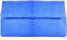Hunting Season Python Clutch - Lyst