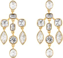 Kara Ross Chandelier Earrings - Lyst