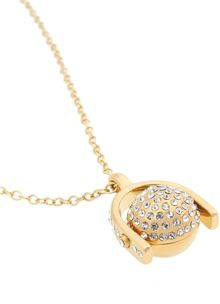 Kara Ross Metal Small Split Sphere Pendant - Lyst