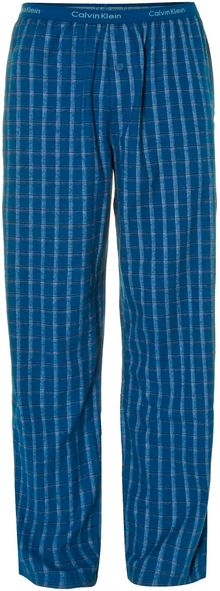 Calvin Klein Marco Plaid Nightwear Trouser - Lyst