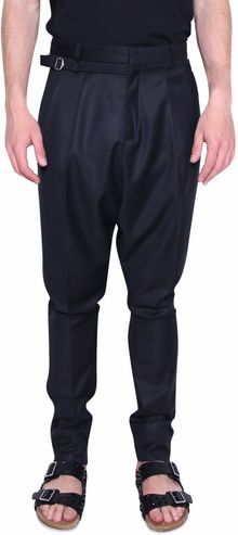 Givenchy Harem Wool Trousers - Lyst