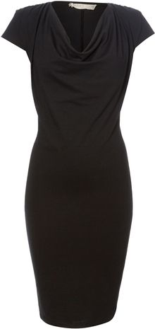 Label Lab Cowl Bodycon Dress - Lyst