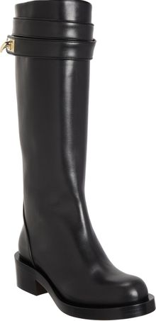 Givenchy Shark Tooth Knee Boot - Lyst