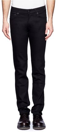 Acne Skinny-Leg Stretch Cotton Jeans - Lyst