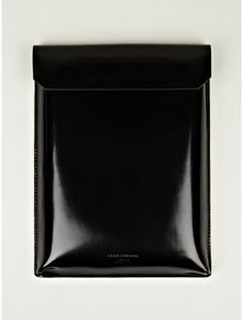 Acne Mercury Polish Leather I-Pad Case - Lyst