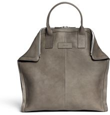 Alexander McQueen Demanta Leather Tote - Lyst