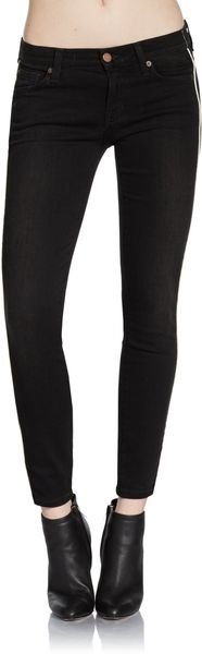 Textile Elizabeth And James Cohen Piped Skinny Ankle Jeans - Lyst