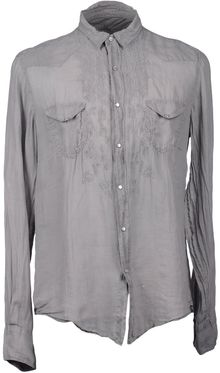 Coast,weber & Ahaus Long Sleeve Shirt - Lyst