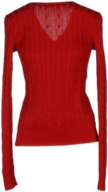 Ralph Lauren Long Sleeve Sweater - Lyst