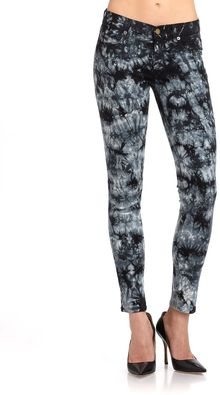 Textile Elizabeth And James Deb Tie Dyed Jeans - Lyst