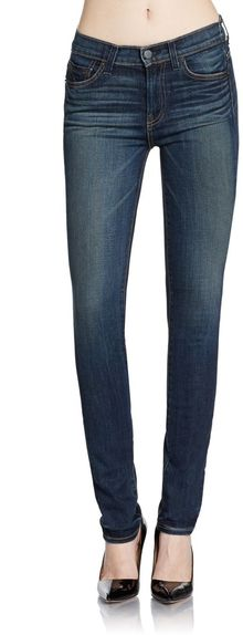 Textile Elizabeth And James Cyndi Skinny Jeans - Lyst
