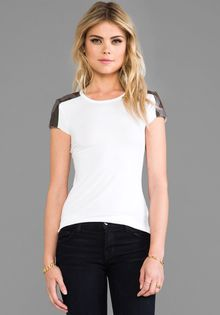 Bailey 44 Girl Fight Top in White - Lyst