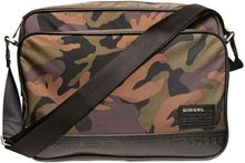 Diesel Camouflage Nylon Shoulder Bag - Lyst
