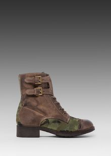 Seychelles Against The Clock Boot in Army - Lyst