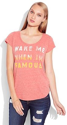 Lucky Brand Wake Me When Im Famous - Lyst