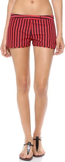 Pret-a-surf Boy Shorts with Front Closure - Lyst
