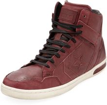 Converse Weapon Ball Chain Hightop Sneaker Burgundy - Lyst