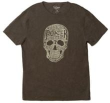 Lucky Brand Fashion Knits Gambling Skull - Lyst
