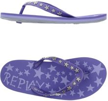 Replay Flip Flops - Lyst