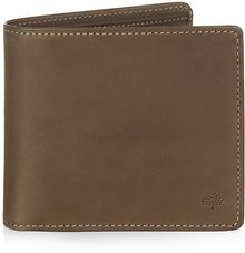 Mulberry Natural Leather Coin Wallet - Lyst