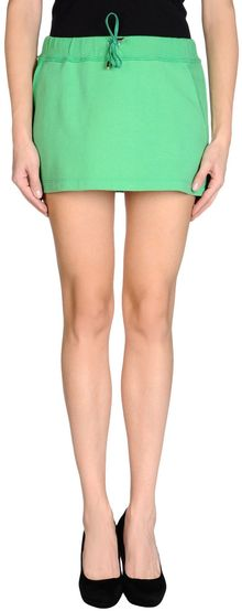 Pierre Balmain Mini Skirt - Lyst