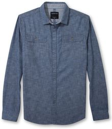 Calvin Klein Jeans Long Sleeve Buttondown Shirt - Lyst