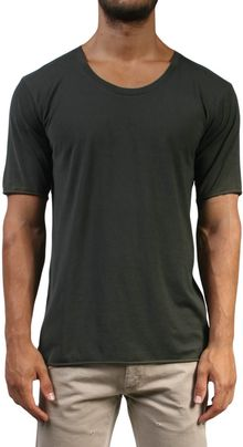 Laneus Cotton T-shirt - Lyst