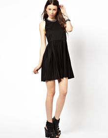Cheap Monday Babydoll Dress - Lyst