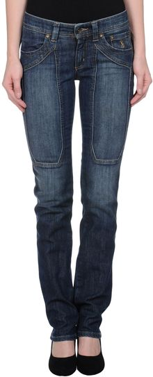 Jeckerson Denim Pants - Lyst