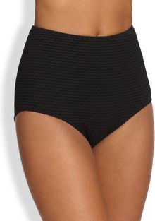 Prism Hollywood Highwaist Bikini Bottom - Lyst