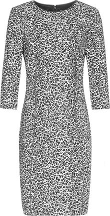 Reiss Toulon Leopard Print Dress - Lyst