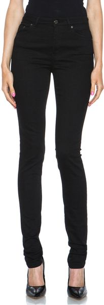 Acne Pin Jeans - Lyst