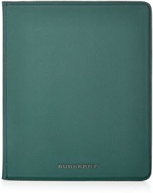 Burberry Leather Ipad Case - Lyst