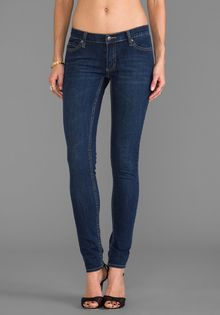 Cheap Monday Slim in Credit Dark Blue - Lyst